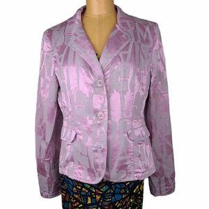 Armani Jeans Pink Jacket